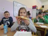 Dzień pizzy w III b