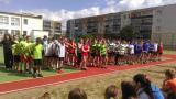 I Międzyszkolny Turniej w Piłkę Ręczną dziewcząt i chłopców Szkół Podstawowych
