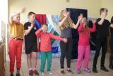 Przedstawienie grupy teatralnej